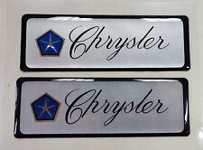 Vintage 80/'s 90/'s Automotive Fender Dash Quarter Accent Trim CHRYSLER