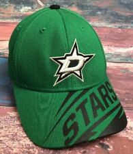 Reebok Dallas Stars NHL Boys 8-20 Hat Cap Adjustable Green Youth Hockey