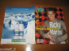 TV SORRISI E CANZONI=1999/34=RICKY MARTIN=ROSITA CELENTANO=MARIA RITA PARISI=