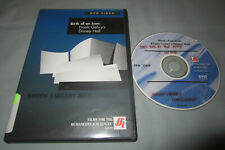 Birth of an Icon: Frank Gehry's Disney Hall - Documentary Video DVD Movie RARE!