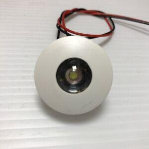 Recessed Mini Spotlight Mounted LED Downlight Cabinet Light Optospot Cree 1 Watt