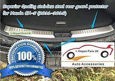 2 x Mazda CX-5 Stainless Steel Rear Inner Bumper Guard Sills Protectors 2011-17