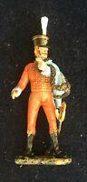 SOLDAT DE PLOMB DEL PRADO EMPIRE GENERAL DERY 1768-1812