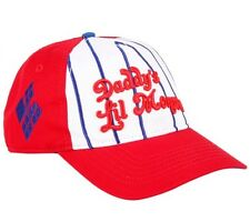 DC Comics Suicide Squad Daddy's Lil Monster Adjustable Baseball Dad Cap Hat