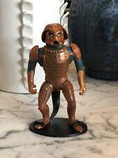 Vintage He Man MOTU Movie Saurod Action Figure