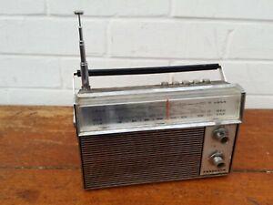 FAULTY 60s/70s Vintage Retro Ferguson Portable Transistor Radio -Needs Attention