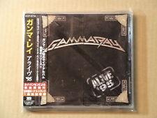 GAMMA RAY Alive '95+1 VICP-5714 JAPAN CD w/OBI q990