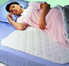 """52"""" x 44"""" XXL Washable Bed Pad Underpads Waterproof Stay dry jumbo size"""