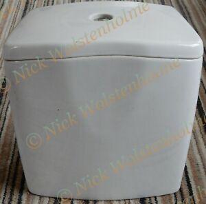 Visions Icon CC F/V Cistern in WHITE  *BARE*