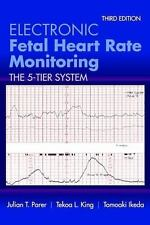 ELECTRONIC FETAL HEART RATE MONITORING - NEW BOOK