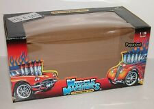 Muscle Machines 1:18 Scale 1968 Dodge Hemi Dart Gasser Box ONLY NO Liner / Base