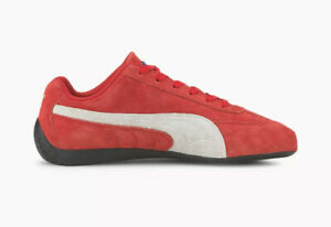 Puma Women's Speedcat OG Sparco Red Sneakers Shoes Sz. 8.5 NEW 306794-05