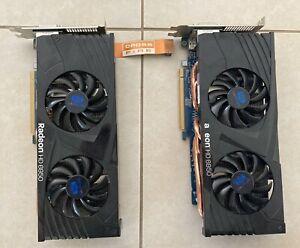 Pair of Sapphire AMD Radeon HD 6950 (11188-05) 2GB / 2GB (max) GDDR5 Crossfire