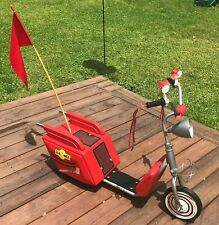 Matchbox Pee-Wee Herman Scooter