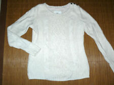 H&M Damen-Pullover & -Strickware aus Baumwollmischung mit M