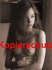 Frau Nackt Akt in Sepia Foto IX FOTO 10 x 15 cm