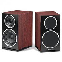 Wharfedale Diamond 220 Bookshelf Speakers (Pair) 5* Review - Rosewood RRP- £199