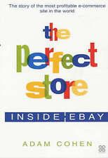 Very Good, The Perfect Store: Inside Ebay, Cohen, Adam, Book