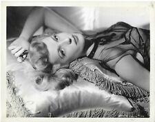 ANITA LOUISE BEAUTIFUL PORTRAIT Orig 1946 THE BANDIT SHERWOOD FOREST Photo 188