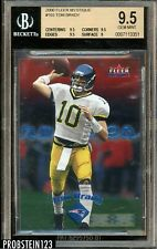 "200 Fleer Mystique #103 Tom Brady RC Rookie /2000 BGS 9.5 GEM MINT "" High End """