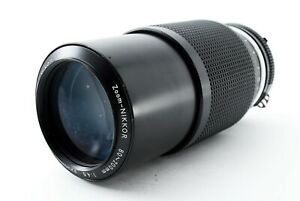 """APP Excellent "" Nikon Ai Zoom Nikkor 80-200mm F4.5 MF Lens From Japan #2813"