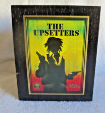 FOUNDATION CIGAR CO. THE UPSETTERS THE SKIPPER WOOD CIGAR BOX - NICE GRAPHICS!