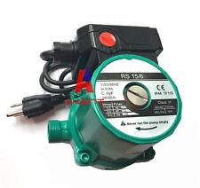 3/4'' 110V Hot Water Circulation Pump /Circulator Pump For Solar Heater System