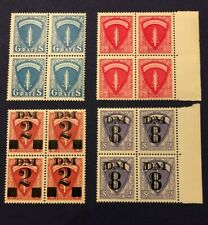 Allied Military Government stamps Germany 1948-51