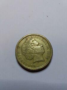 2000 mule dollar good rim good coin