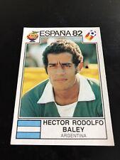 Panini Espana 82 - Baley