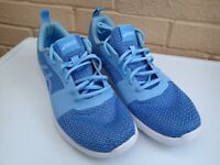 Asics Kanmei T7H6N Airy Blue Regatta Blue Running Trainers UK 8 / Euro 42