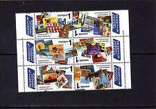 Nederland NVPH 2879-84 Postcrossing 2011 Postfris