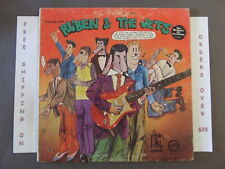 FRANK ZAPPA MOTHERS OF INVENTION CRUISING WITH RUBEN & THE JETS LP V6 5055-X