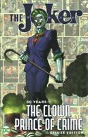 Joker 80 Years of the Clown Prince of Crime, Hardcover by Lee, Jim; Williams,...