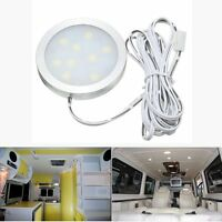 12V LED Spot Lights Slim Interior Lamps For VW T4 T5 Transporter Camper Van Boat