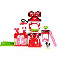 Disney Doorables Season 2 House Door Set Minnie Mouse Sweets Door w/Tracking NEW