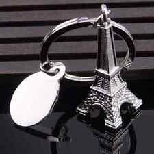 Lovely Mini Eiffel Tower Model Keychain Keyring Keyfob Key Chain Christmas gifts