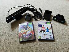 Microsoft Xbox 360 Kinect Sensor Y Nyko Zoom (para habitaciones pequeñas).