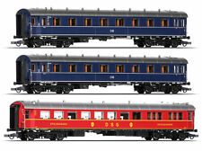 Roco 51308-2 H0 Personenwagen-Set der DB 3-teilig ++ NEU ++
