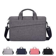 15.6 Laptop Shoulder Bag 13 14 15 Laptop Messenger Bag Carry Case for Macbook HP