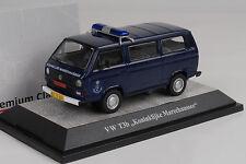 Volkswagen VW T3b  Militär Koninklijke Marechaussee blue 1:43 Premium classixxs