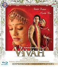 Vivah All Regions Blu-Ray With English Subtitles  (Shahid Kapoor, Amrita Rao)