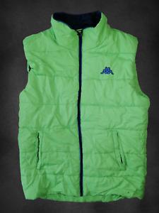 Kappa Gilet Green XL