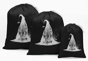Darling Souvenir Black Not Every Witch Lives In Salem Halloween-oFE