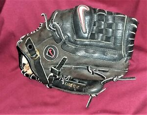 "Nike Baseball Glove KAOS Web 1200/12.00""  Glove Leather Baseball Softball RHT"