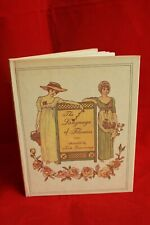 LANGUAGE OF FLOWERS - ILLUSTRATED BY KATE GREENAWAY 1977 H/B EDITION