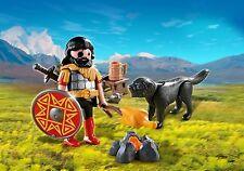 Playmobil Medieval Special Plus Ref 4769 NUEVO Barbaro con Accesorios y Armas