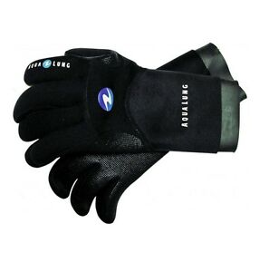 Aqualung 5-Finger Dry Guanti 3,0 MM Erl S-XL