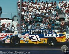 MIKE SKINNER LOWE'S CHEVY MONTE CARLO NASCAR WINSTON CUP CAR 8 X 10 PHOTO #02