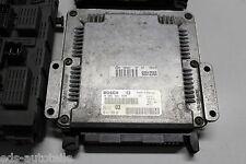 Peugeot 607 2.2 HDI Motorsteuergerät Steuerteil 0281001970 9641188080
